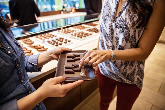 シアトルのチョコレート・インダルジェンスウォーキングツアー