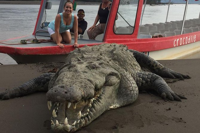 Crocodile Tour on the Tarcoles River from Monteverde photo 10