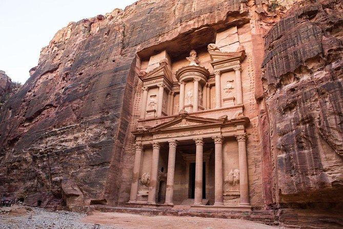 STOPOVER ( 2 Days Petra & Amman City Tour)