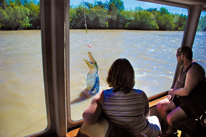 Jumping Crocs & Nature Adventure Cruise from Darwin
