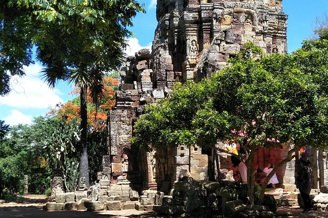Battambang Temple Tour