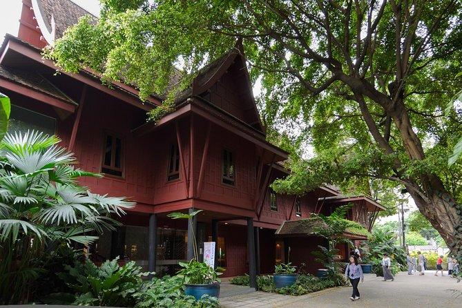 Jim Thompson's House and Suan Pakkard Palace Tour from Bangkok