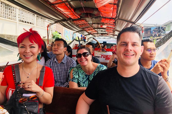 Best Eats Small Group Tour in Old Town Bangkok