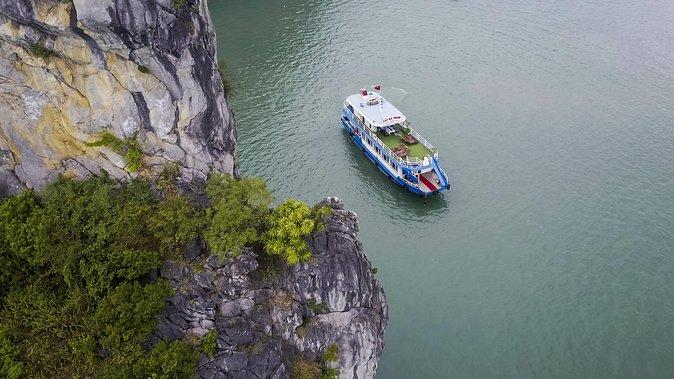 Wonders Cruise - Lan Ha and Ha Long Bay One Day Cruise
