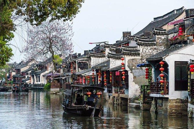 Wuzhen Classical Water Town day tour
