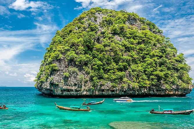 Phi Phi Green & Khai Islands