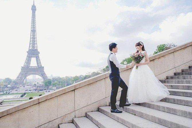 Photo Shoot - EIFFEL TOWER 1 hour