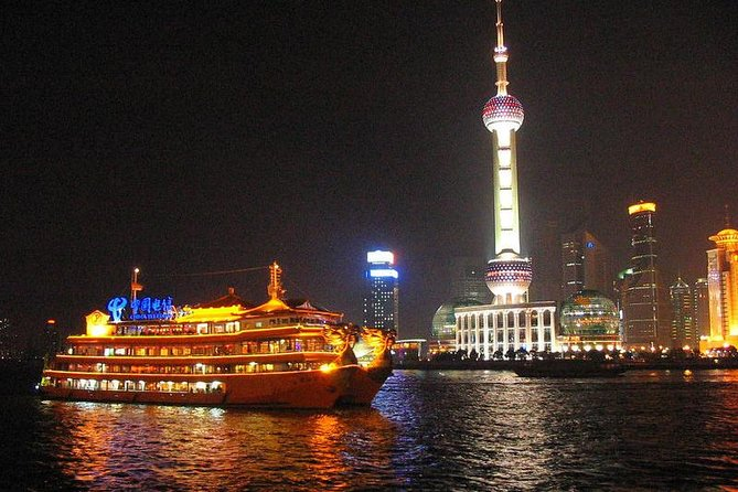 Holiday Inn Shanghai Hongqiao with Airport Pickup, 2-day Sightseeing and Cruise