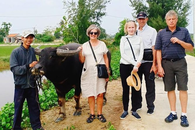 Guided Tour to Experience Hoi An Countryside with 3 Villages by Car or Bicycles