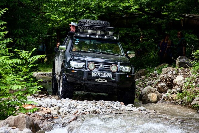 Off Road Tour in Azerbaijan