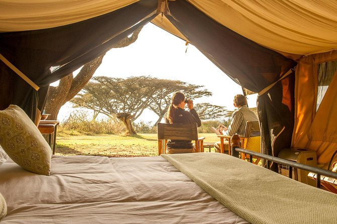 6 Days Tanzania Lodge And Luxury Tented Camp Safari