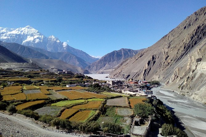 6 Days 4WD Jeep Drive Adveture Trip to Explore Mustang of Nepal