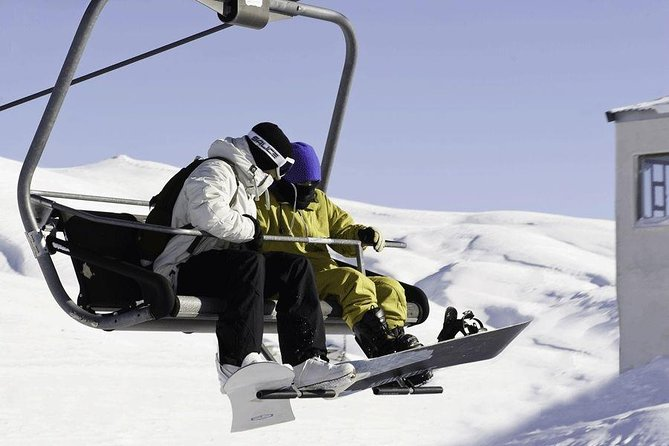 Erciyes skiing 1 day private tour - CAP25