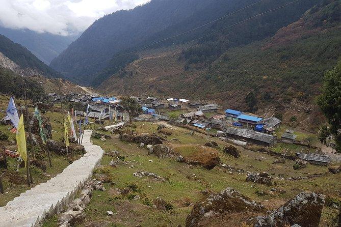 Kanchenjunga Circuit Trekking 24 Days