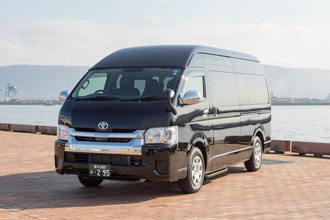 Private Transfer Service in Takamatsu with English Speaking Driver