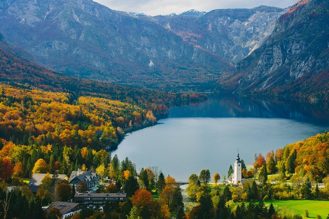 Day Trip from Trieste to Lake Bohinj