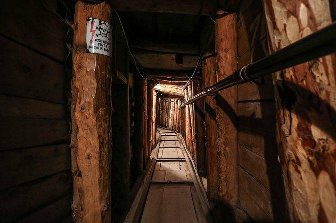 War Tunnel Tour