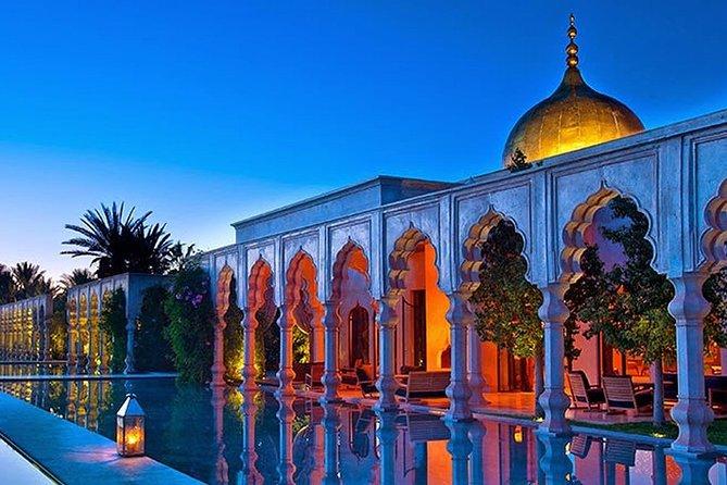 16-Day Around Egypt & Morocco Tour