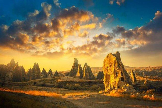 4 Days Pamukkale, Ephesus, Cappadocia by Plane - YK206