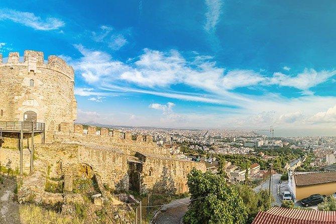 Guided Byzantine Walking Tour in Thessaloniki