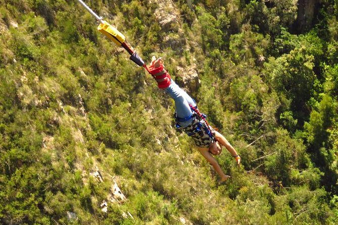 Bungee Jumping in Nepal - 1 Day