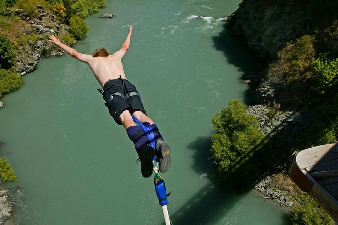 Bungee Jumping in Nepal - 1 Day photo 3