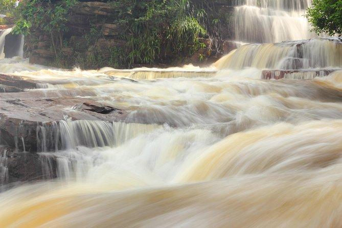 Waterfall & Sihanoukville City Tour