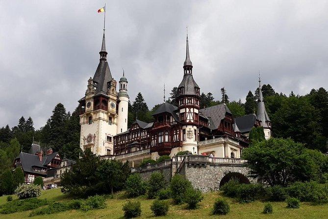 Medieval and Wild Transylvania Land - 2 Days Tour