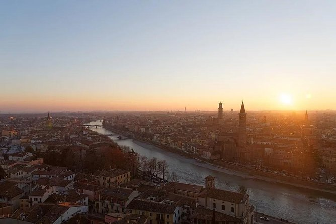 From Venice: Private Tour of Verona