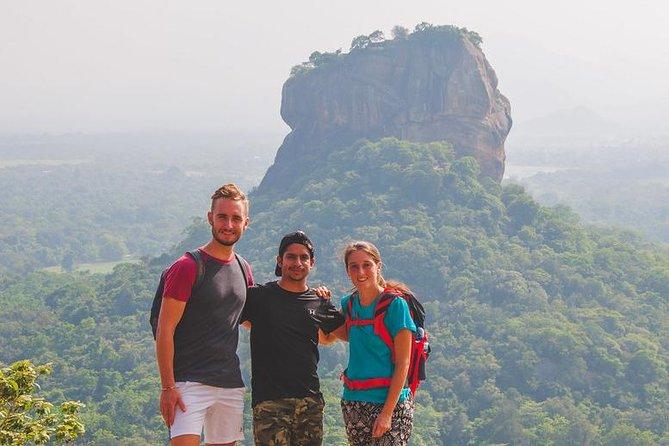 Tour to Sigiriya, Pidurangala and Dambulla Cave Temple