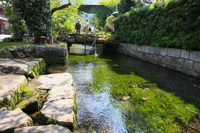 Traditional Villages: Full-Day Bicycle Tour Near Kyoto, with Lunch