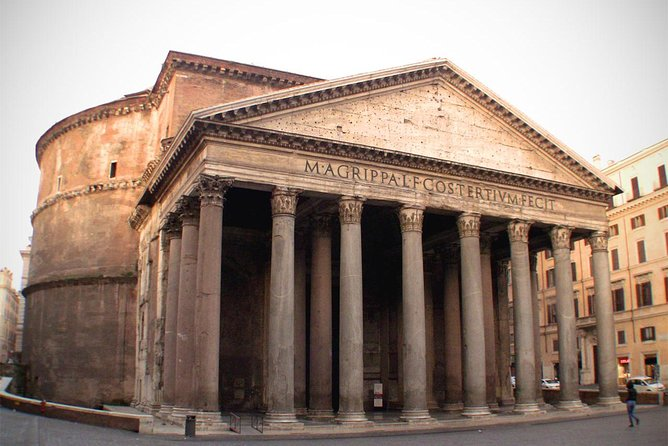 Half Day Best of Rome Tour with English speaking Driver-6 hours from Rome Hotel