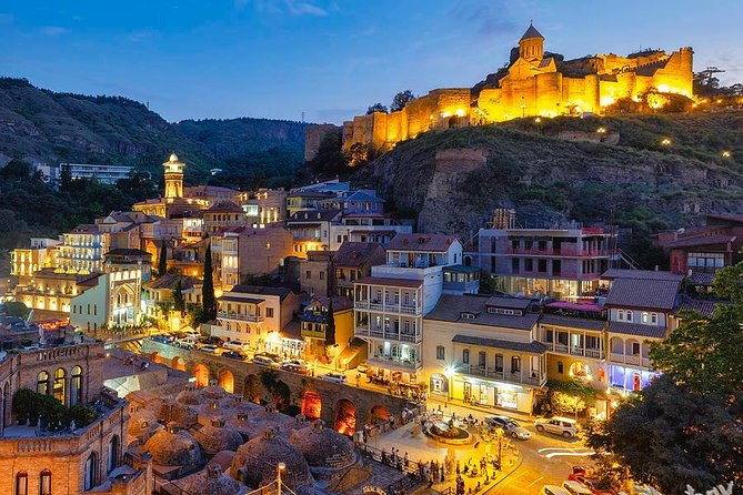 Tbilisi: Search For The Glorious Past Of The Capital City