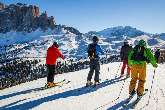 Sellaronda ski & Snowboard Tour (private experience)