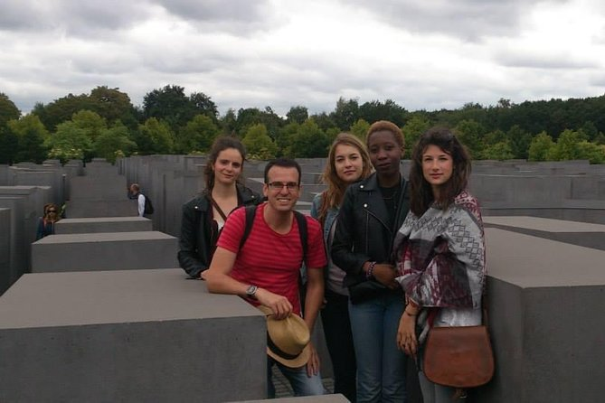 The Jewish Private Tour - A journey into the Jewish past of Berlin with N. Jacob