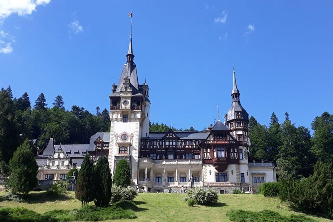 Bran - Dracula's Castle & Peles Castle - Day Trip in Transylvania from Bucharest