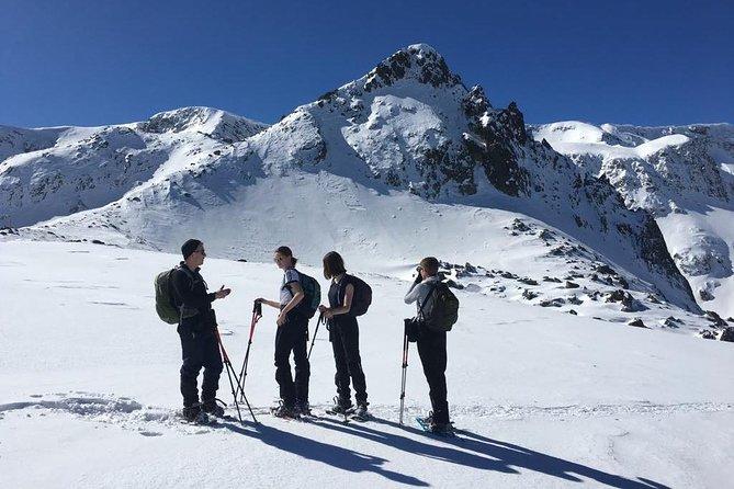Snowshoeing day tour to the Rila Lakes