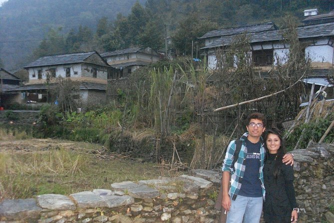 Pokhara: Day Hiking From Australian Base Camp to Dhampus.