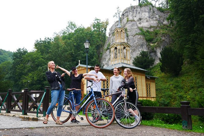 Krakow - Ojcow National Park Bike Tour - transport included