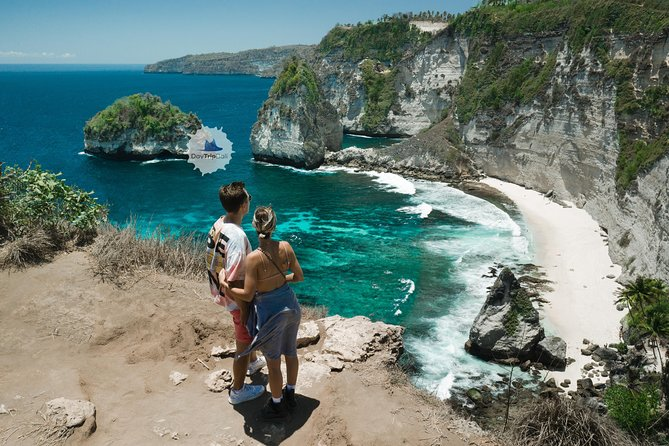 ⭐️Explorer all Nusa Penida in 2 days by boat and car!