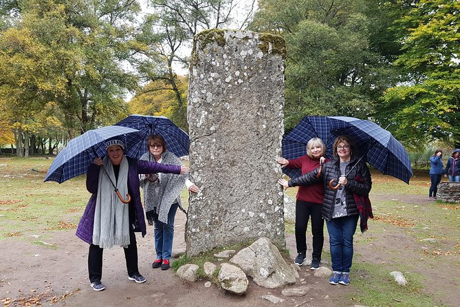 Outlander Themed Shore Trip from Port of Invergordon