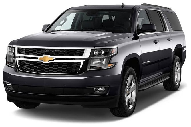 Arrival Private Transfer Playa del Carmen to Cancun Airport CUN by SUV