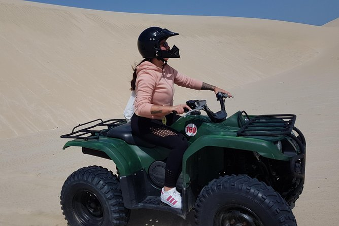 Explore Desert Dunes On 4 x 4 And Camel Ride photo 6
