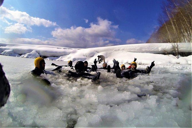 Lake Shikotsu Ice Walk Difficulty ★ (Medium)