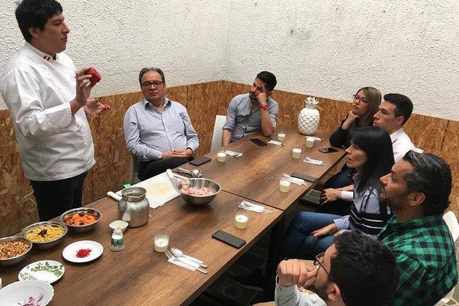 Peruvian cooking workshop