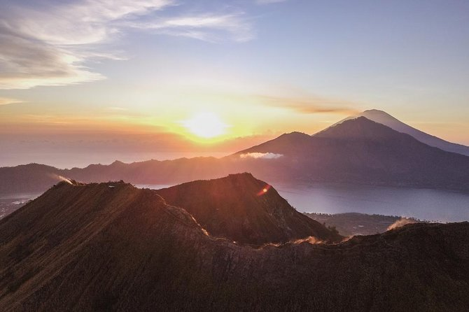 Bali Private Trekking Tour : Sunrise At Batur Volcano - Free WiFi by En-Dag