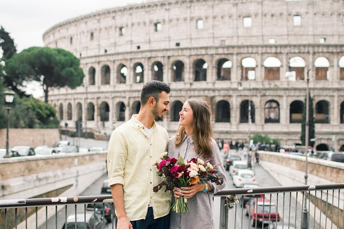 Rome Instagram Photoshoot By Local Professionals