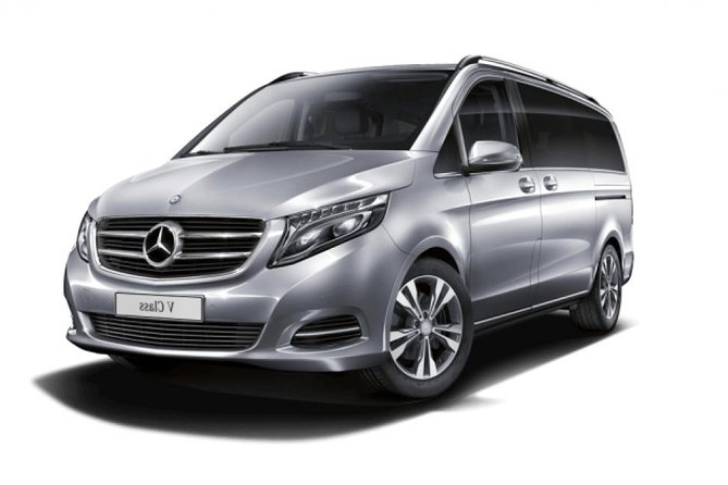 Arrival Private Transfer from Porto Airport OPO to Porto City by Minivan