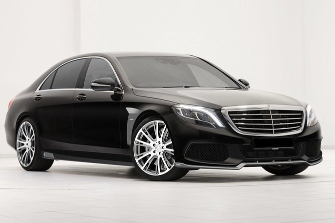 Private Arrival Transfer: Heathrow Airport LHR to Central London by Luxury Car