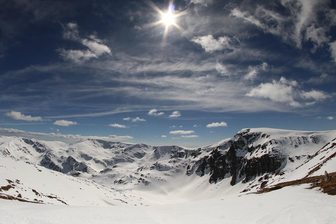 Snowshoeing day trip to Malyovitsa in Rila Mountains